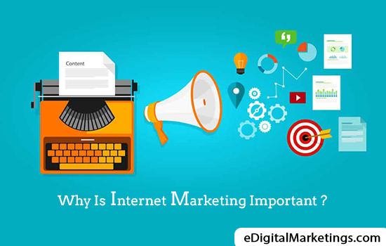 Why Is Internet Marketing